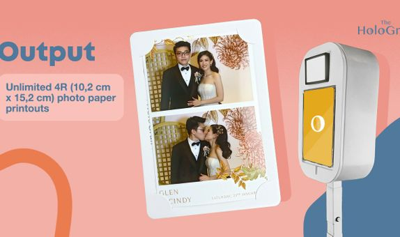 Multi Filter Photo Booth - 3 hours - Unlimited Prints