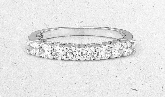 Haruna Eternity Ring (6 Days Rental)