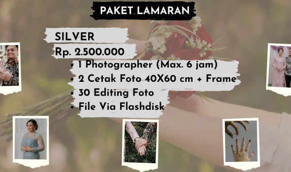 Paket Lamaran Silver