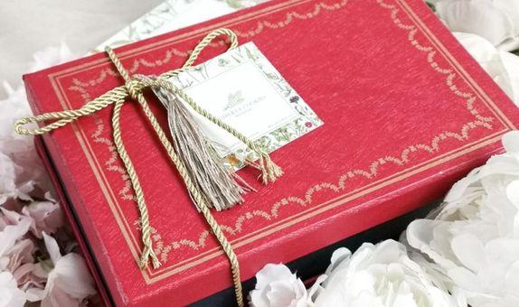 Hampers Imlek Qing Box