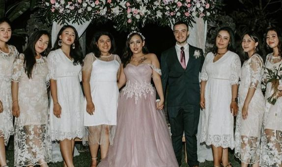 Bridesmaid Package - ONLY 500K