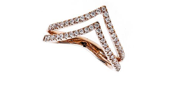 SIORAI Carla Ring 02200612 Cincin Berlian Size 4-15 (Pre-Order)