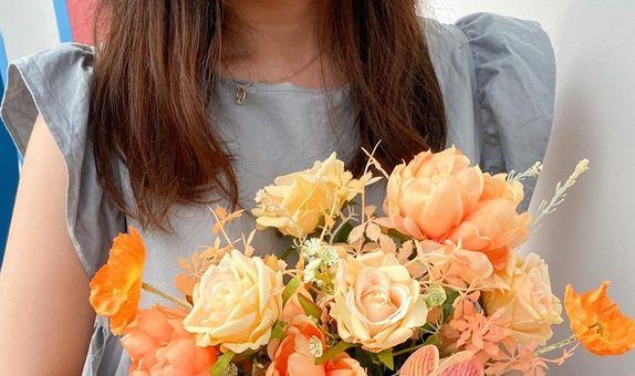 Artificial Bouquet Rent
