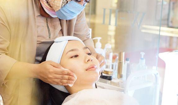 W III Face Spa Treatment Voucher