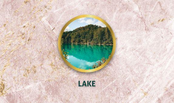 Custom Invitation - Lake Package