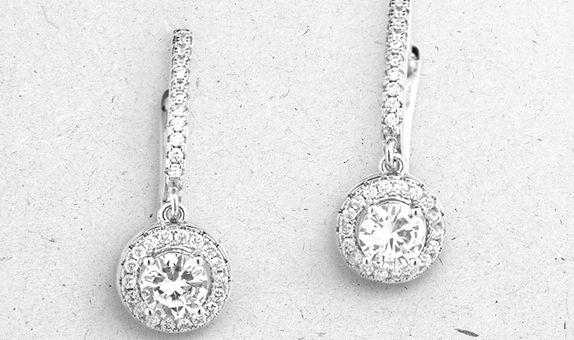 Rialta Clip Earrings (6 Days Rental)