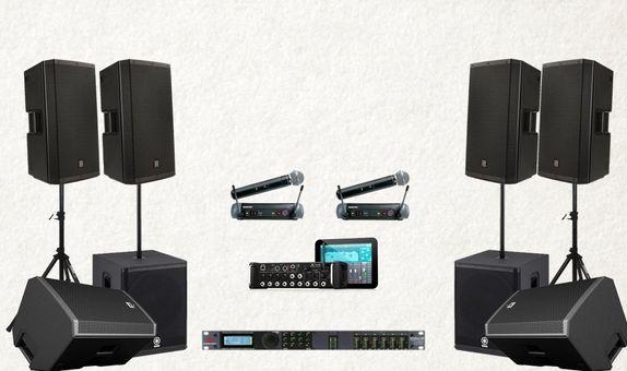 SoundSystem Package 5000W