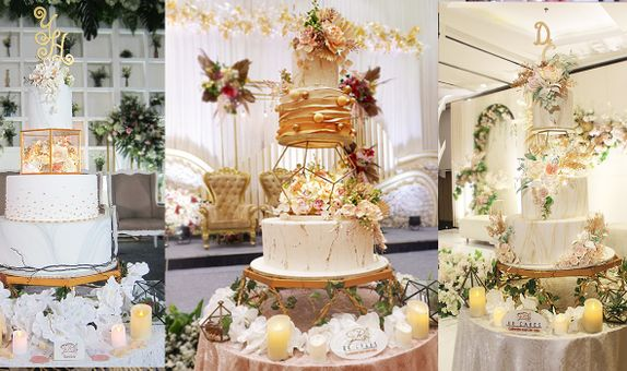 Intimate Wedding Cake Favorite