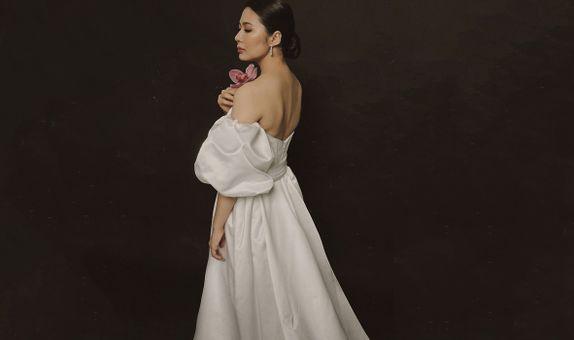 Classic Wedding Dress - Mermaid, Column