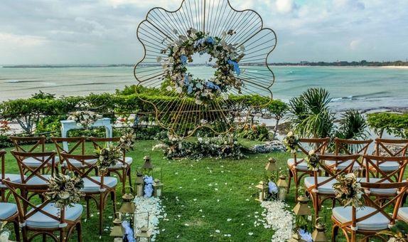 Four Seasons Resort Jimbaran Bali Wedding Package Up T0 30 pax
