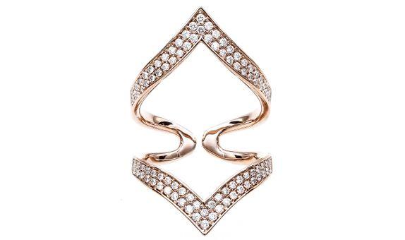 SIORAI Aury Ring 03200772 Cincin Berlian Size 4-15 (Pre-Order)