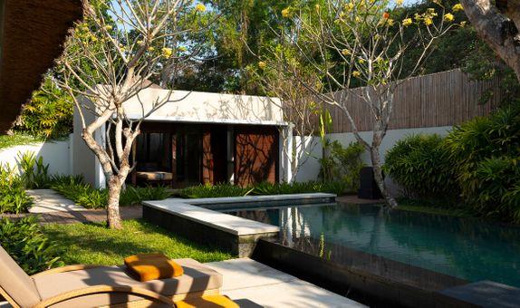 2 Nights Honeymoon Package at One Bedroom Pool Villa