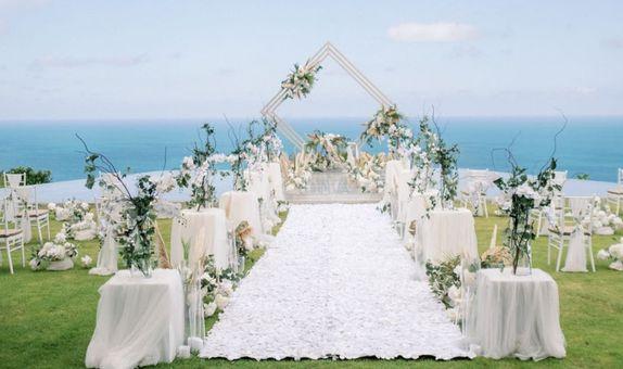 Six Senses Uluwatu Wedding Package Up To 80 Pax
