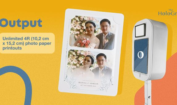 Multi Filter Photo Booth - 2 hours - Unlimited Prints
