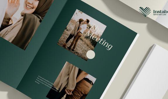 Prewedding / Wedding Album A5