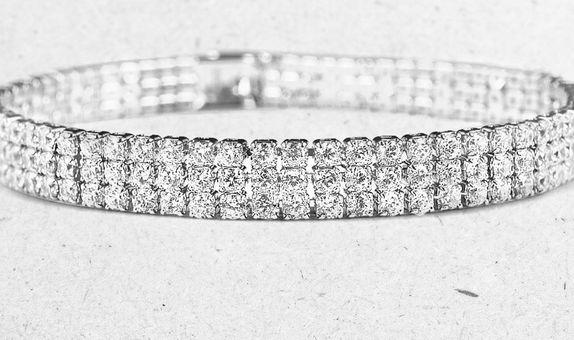 Alessandra Chain Bracelet (4 Days-Rental)