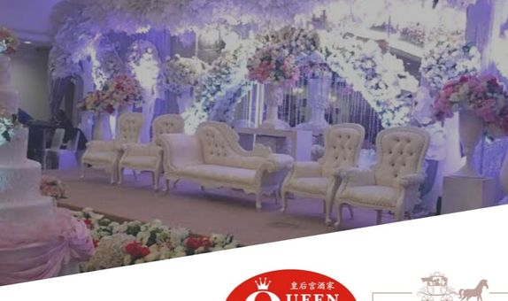 ONE-STOP WEDDING PACKAGE (BRIDAL & 20 MEJA (6 ORANG /MEJA)