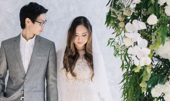 PRE WEDDING GOWN