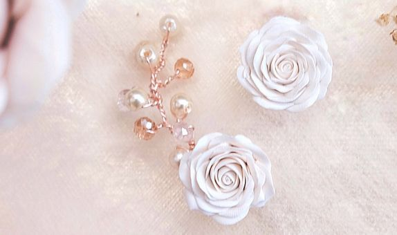 Ear Cuff Crysty Rose