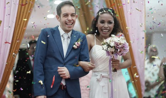Silver Livestreaming Wedding Package