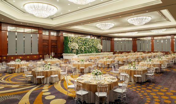Royal Ballroom Package (Buffet)