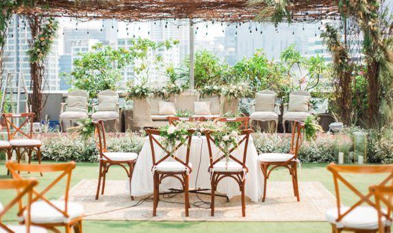 Intimate Wedding at Calathea Terrace level 8