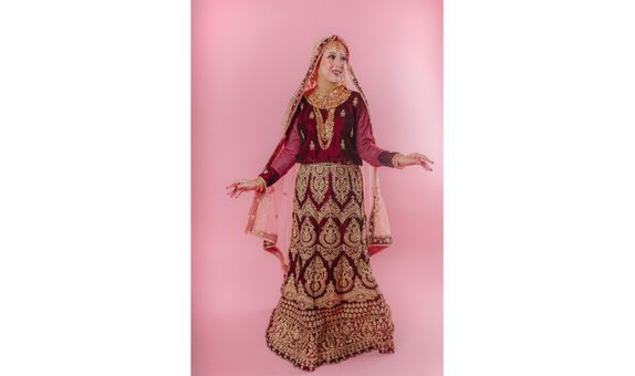BRIDAL DRESS KIARA SINGLE