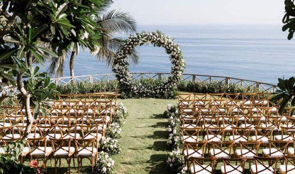 Khayangan Estate Bali Wedding Package Up To 150 Pax