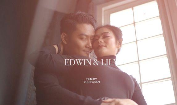 prewed Edwin & Lilie
