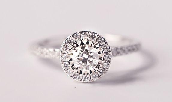 Diamond Ring Eloy - Ivana Jewellery