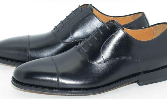 Fortuna Shoes Oxford Cap Toe