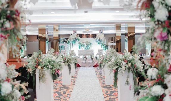 PAKET INTIMATE WEDDING 100 PAX - HOTEL GOLDEN TULIP ESSENTIAL TANGERAN