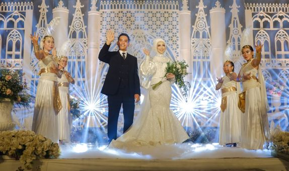Gold Wedding Package (Photo Video)