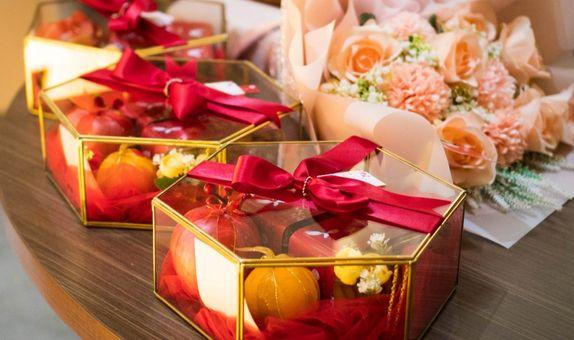 Hampers Kaca / Goodie Bags Special Sangjit