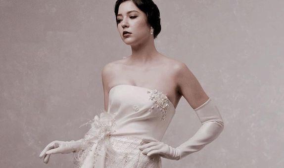 Wedding Dress - Camille