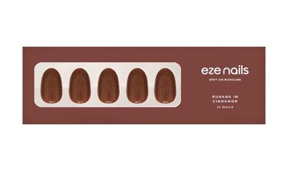 Eze Nails - Ruhana In Cinnamon Spot On Manicure