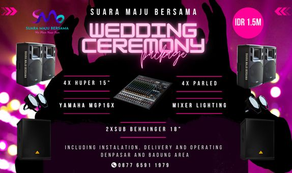 Package Wedding Ceremony