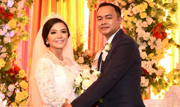 The Photo Wedding Party and Wedding Day (Royal Packages)