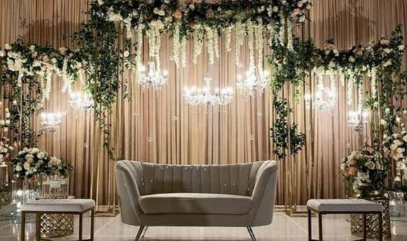 Intimate Wedding Decoration