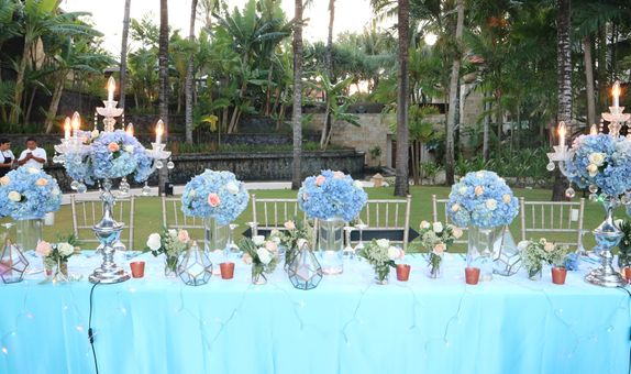 Dinner Wedding Package For 50 Pax Rp 13.000.000