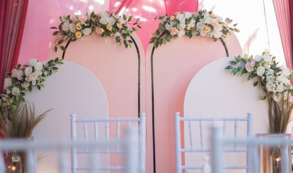 Dekorasi Wedding Minimalist Modern
