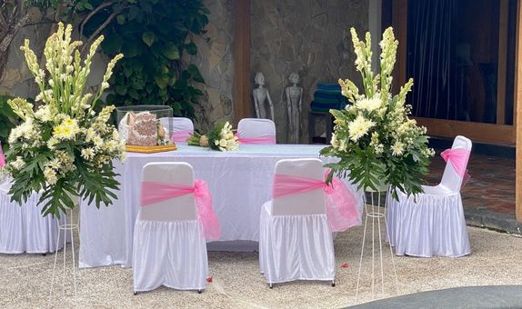 Private Intimate Wedding