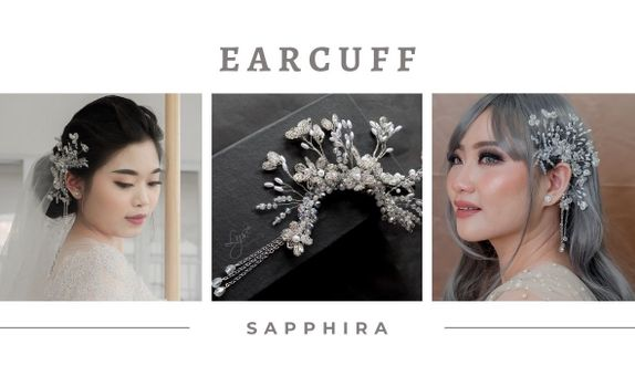SAPPHIRA - EARCUFF