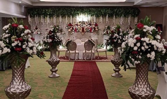 PAKET INTIMATE WEDDING 100 PAX- HOTEL HARRIS TEBET