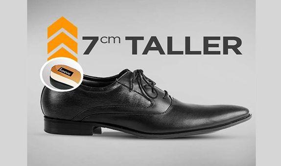 Keeve Height Increasing Shoes Oxford KBP-047