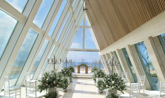 Conrad Bali Wedding Package Up To 100 Pax