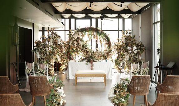 Holy Matrimony - Intimate Wedding