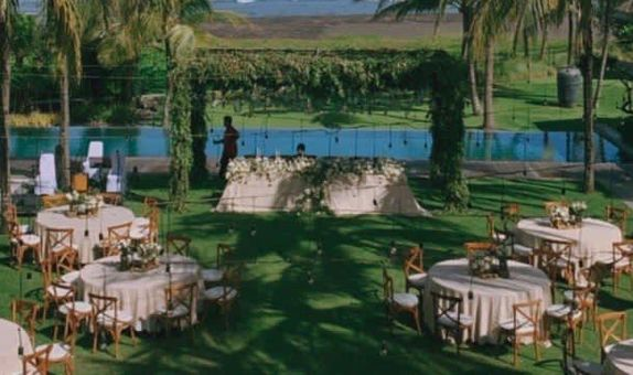 New normal wedding decor package 50 pax