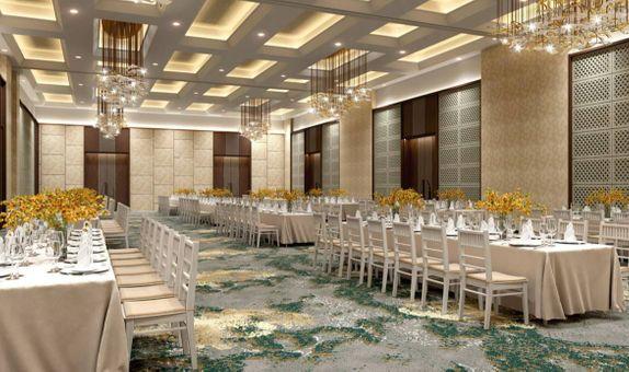 Gedong Songo / Candi Ballroom Wedding Package