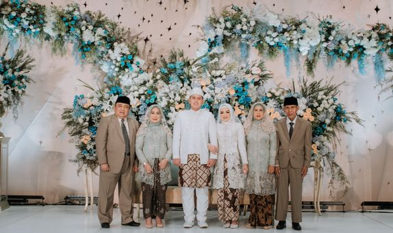 All-in-One Wedding Package - Full Attire